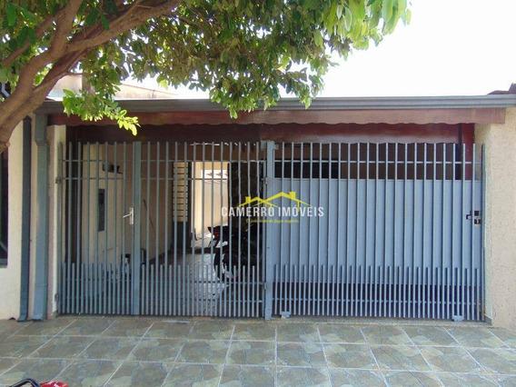 Casa Com 2 Dormitórios Para Alugar, Por R$ 1.100/mês - Loteamento Planalto Do Sol - Santa Bárbara D