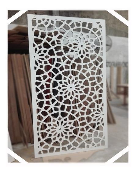 Panel Decorativo Biombo Divisor De Ambientes 180x60