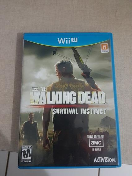 Jogo Walking Dead Wii U