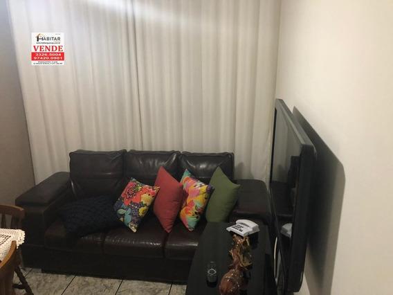 Apartamento A Venda No Bairro Morrinhos Em Guarujá - Sp. - 1681-1