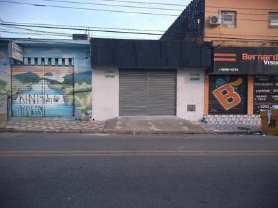 Salão Recém Reformado Para Locação - Jd. Anzai - Suzano/sp