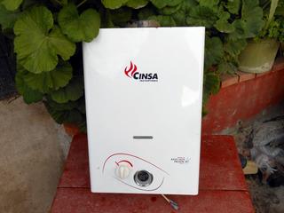 Boiler De Paso Cinsa Cin-06b (para Repuestos-reparacion)