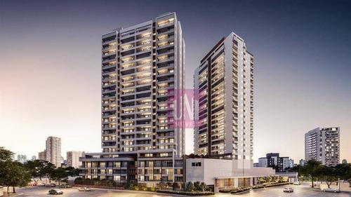 Imagem 1 de 15 de Apartamento Com 3 Dormitórios À Venda, 113 M² Por R$ 1.021.000 - Tatuapé - São Paulo/sp - Ap1970