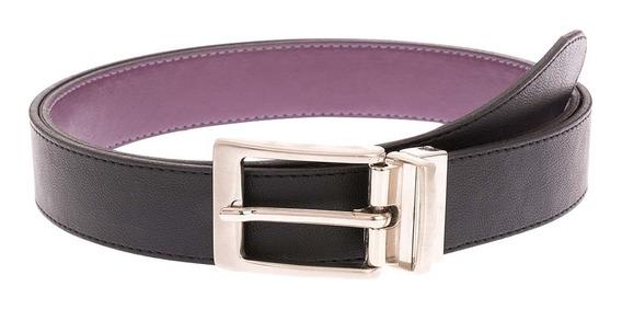 Cinturón Doble Vista Unitalla Unisex Ajustable 9344