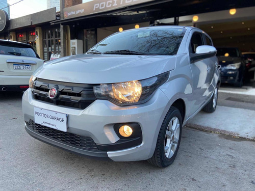 Fiat Mobi 2018 1.0 Easy On