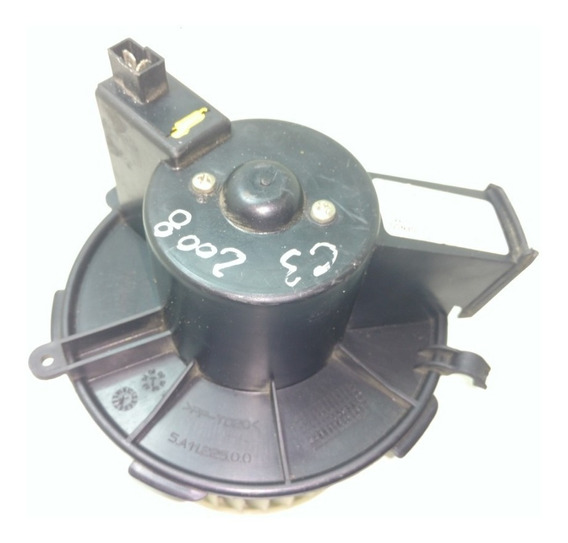 Ventilador Caixa Evaporadora Ar Forçado 206 207 C3 Picasso