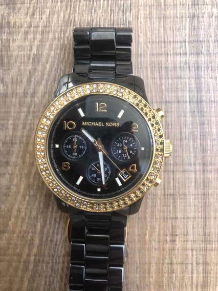 Relógio Luxo Michael Kors Ceramic Mk5270