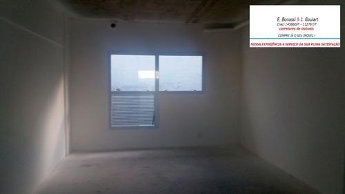 Imagem 1 de 9 de Salas Comerciais Com 33 M² Condomínio Cgh Aeroporto Offices - 412