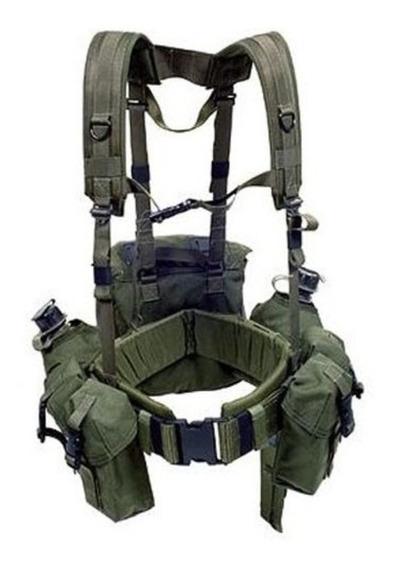 Fornitura Coreana C/tirantes Y Cartucheras R15 Armystore