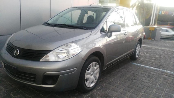 Nissan Tiida 4p Sedan Custom Aut A/a Cd