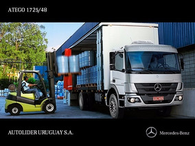 Mercedes Benz - Atego 1725/48 4 X 2 Simp