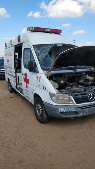 Mercedes Sprinter Sprinter Partes Ambulancia