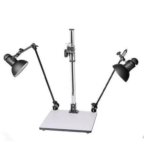 Mini Estudio Fotográfico Productos De 36x36cm 60cm De Alto.