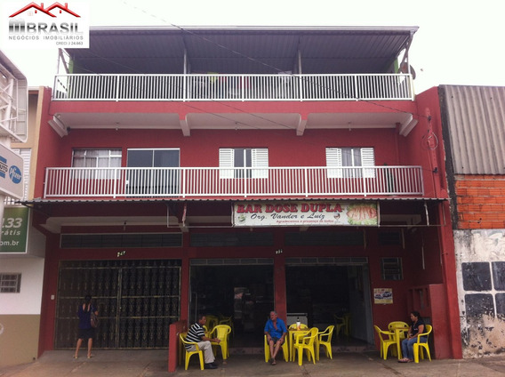 Salão Comercial, Jardim Morada Do Sol, Indaiatuba - Sl00013 - 2827246
