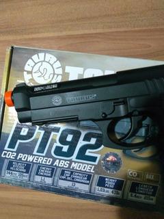Pistola Airsoft Co2 92 Taurus Pt92