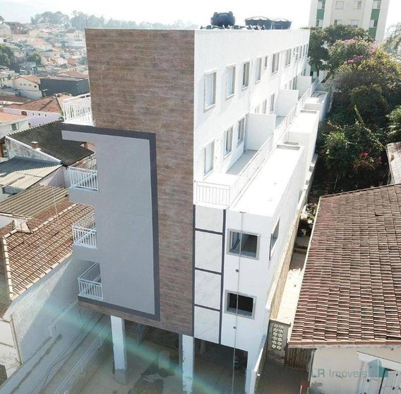 Tucuruvi - Apartamento Com 1 Dormitório À Venda, 32 M² - Pronto, Proximo Ao Metro Tucuruvi - Ap15109
