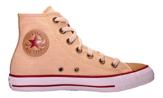 Zapatillas Converse Chuck Taylor Hi Linen - 157074c - Tripst