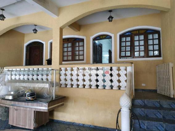 Sobrado Com 3 Dormitórios À Venda, 250 M² Por R$ 1.200.000,00 - Pirituba - São Paulo/sp - So1202