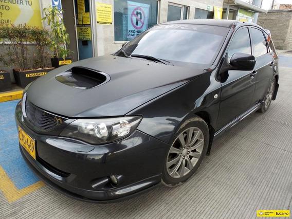 Subaru Impreza Wrx 2.5 Turbo Deportivo
