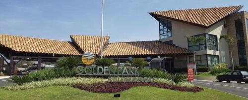 Imagem 1 de 4 de Terreno À Venda, 444 M² Por R$ 380.000,00 - Condominio Golden Park Residence - Mirassol/sp - Te5212