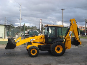 Jcb 3c Plus 4x4 Lança Extensiva