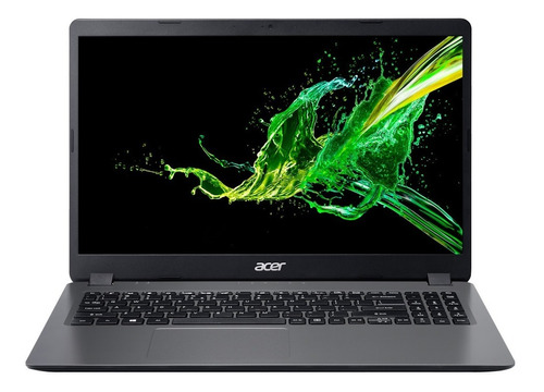 Notebook Acer A315-56-36z1 Core I3 15,6  4gb 1tb Windows 10