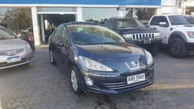 Peugeot 408 2.0 Extra Full!! Cuero, Impecable! Financio! Per