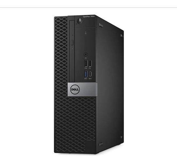 Dell Optiplex 7050 Intel® Core I7 6700 8 Gb Hd 500g Garantia