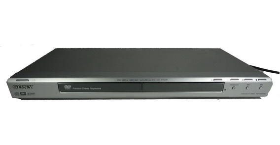 Dvd Blu-ray Disc Player Dvp - Ns50p