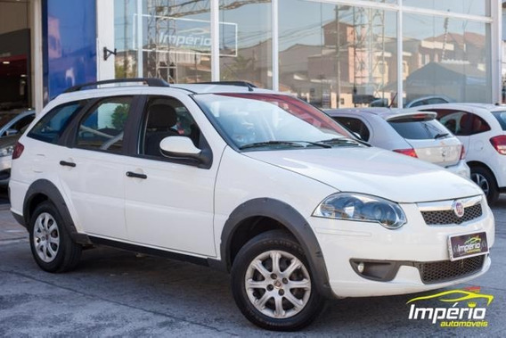 Fiat Weekend Trekking 1.6 E.torq (flex) Flex Manual