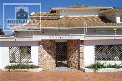 Casa Em Jaboticabal Bairro Jardim Morumbi - V135300