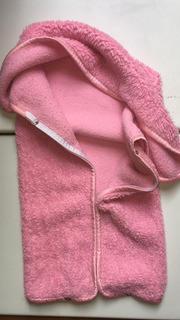 Cobertor Saco De Dormir Infantil Rosa