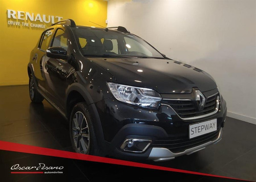Renault Sandero Stepway Intense 1.6 2020 0km