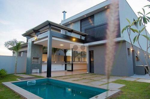 Imagem 1 de 28 de Casa Com 3 Dormitórios À Venda, 260 M² Por R$ 1.250.000 - Zona Rural - Ribeirão Preto/sp - Ca0349