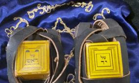 Tefilin Kacher - Israelense-tem 60 Anos-+ Curso Kabalah