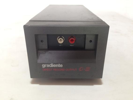 Gradiente Direct Record Output O-ii - Esotech