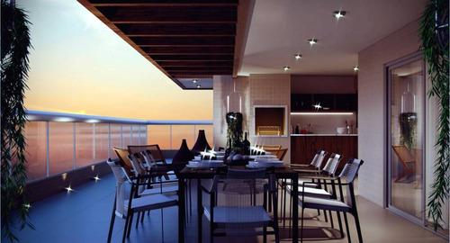Apartamento, 2 Dorms Com 78.73 M² - Aviação - Praia Grande - Ref.: Vno205 - Vno205