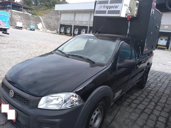 Fiat Strada 1.4 Working Bau Sorvete/sorveteiro!!!