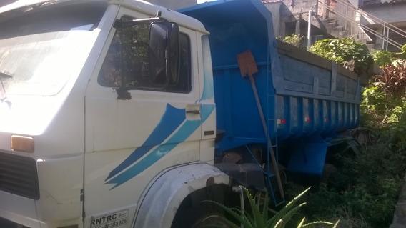 Caminhão Basculante 16210-h Trucado