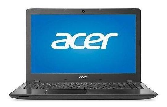 Notebook Acer Aspire E15 E5-575-72n3 Tela 15.6