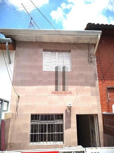 Sobrado À Venda, 80 M² Por R$ 285.000,00 - Vila Prudente (zona Leste) - São Paulo/sp - So1339