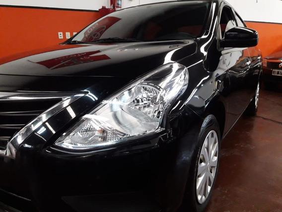 Nissan Versa Sense 1.6 C/gnc 5ta $ 560 + Ctas Fijas En $
