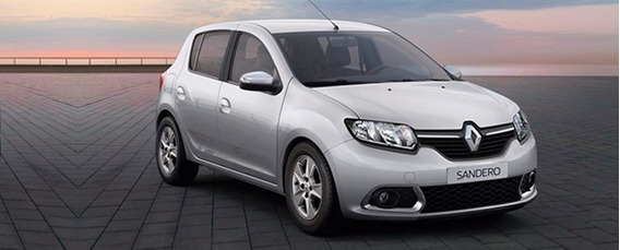 Renault Sandero 1.0 12v Expression Sem Entrada 2019