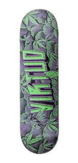 Tabla Virtud Skateboard Humo Para Patineta Skate