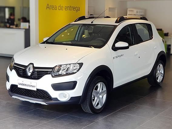 Renault Sandero Stepway Privilege 2019 0km Contado Usado