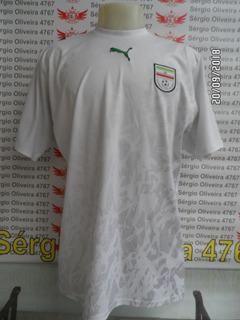 Camisa Irã