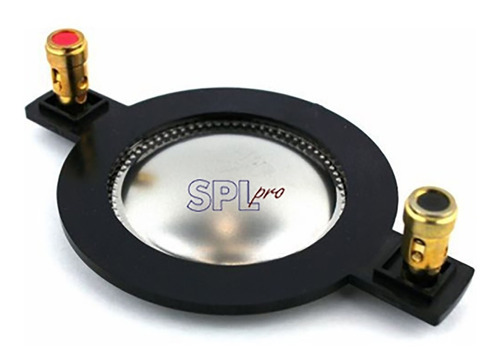 Imagen 1 de 1 de Diafragma Repuesto Driver P.audio Bmd450-8 Splpro T. Escriña