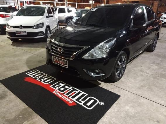 Nissan Versa Unique Cvt