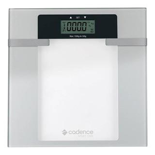 Balança corporal digital Cadence BAL200 branca