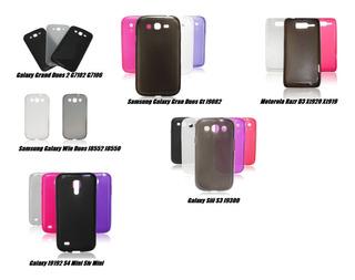 Capas Galaxy G7102,i8552,i8550,i9192,gt I9082,zenfone,g5...